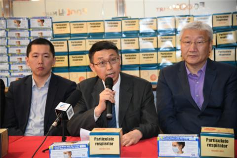 人民日报海外网:加拿大华侨华人驰援武汉抗击疫情